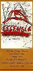 2014 Quady Essensia Orange Muscat