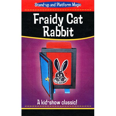 Fraidy Cat Rabbit (Clown)
