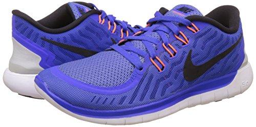 0 Course Azul azul Free Nike Chaussures 5 De Femmes qWAxvt6B