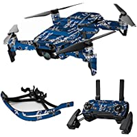 MightySkins Skin for DJI Mavic Air Drone - Time Travel Boxes | Max Combo Protective, Durable, and Unique Vinyl Decal wrap cover | Easy To Apply, Remove, and Change Styles | Made in the USA