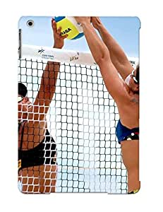 Trolleyscribe Ultra Slim Fit Hard Case Cover Specially Made For Ipad Air- Beach Volleyball Usa Player Misty May Treanor