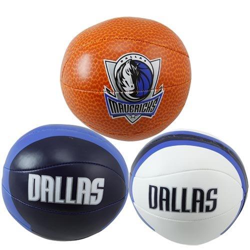 - NBA Dallas Mavericks Kids Softee Basketball (Set of 3), Small, Blue