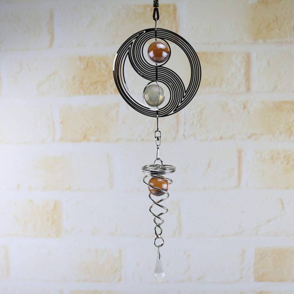 Campanelli Eolici Lanterne FEPITO 12 Pacchi Catene Pendenti nere Fioriere Catene Cesto Pendenti da 10 Pollici Catene Metalliche con Ganci Clip per Mangiatoie per Uccelli Ornamenti Decorativi