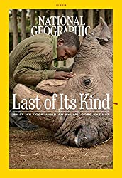 NATIONAL GEOGRAPHIC, the flagship magazine of the National Geographic Society, chronicles exploration and adventure, as well as changes that impact life on Earth. Editorial coverage encompasses people and places of the world, with an emphasis on huma...