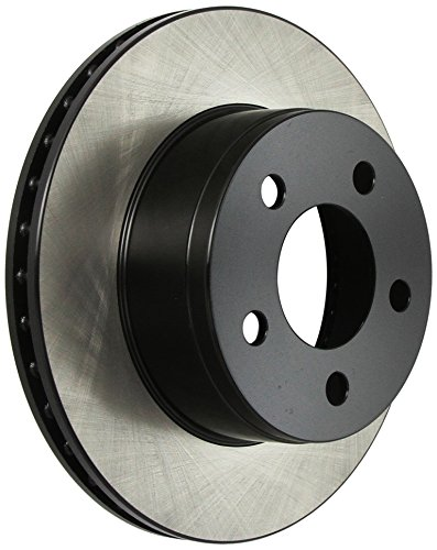 Centric Parts 120.67022 Premium Brake Rotor with E-Coating