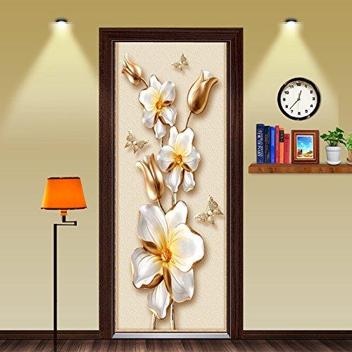 Wallpaper 3 D Mural Flowers Top Deals & Lowest Price | SuperOffers com
