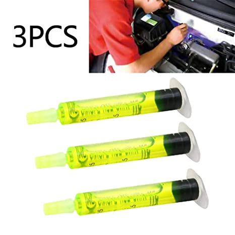 Aire acondicionado a/c sistema de prueba de fugas de aceite para coche Frozen Tracer