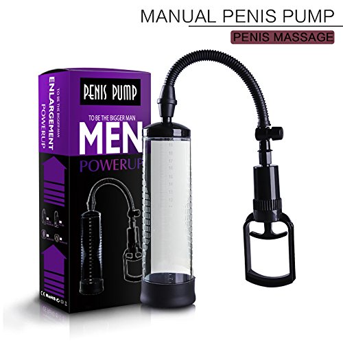 FANGMING Penis Pump Penis Enlargement Vacuum Pump Penis Extender Sex Toys Penis Enlarger Extension Adult Sexy Product for Men proextender by FANGMING