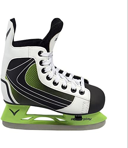 VERBERO PowerPlay Adjustable Ice Hockey Skates Kids Size 1-4