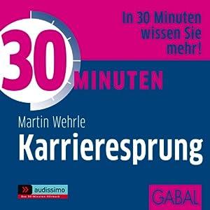 30 Minuten Karrieresprung Hörbuch