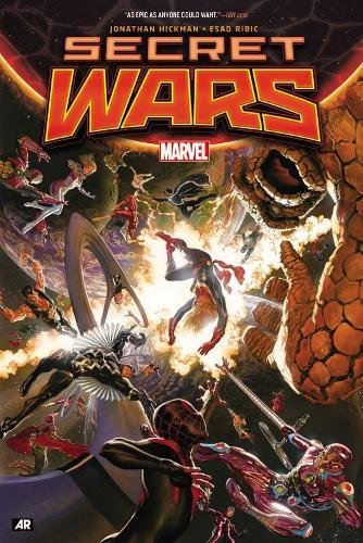 Best marvel comics secret wars for 2019