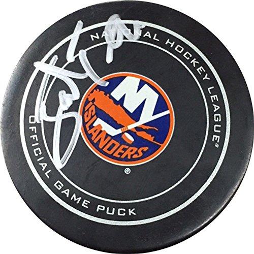 John Tavares JSA Signed Islander Hockey Puck-Official by NHL
