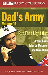 Dad's Army, Volume 11 Radio/TV Program