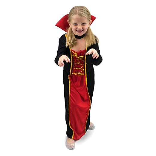 vexing vampire childrens halloween costume dress up