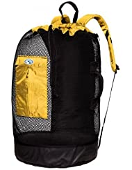 Stahlsac Bonaire Mesh Backpack w/drybag (Yellow)