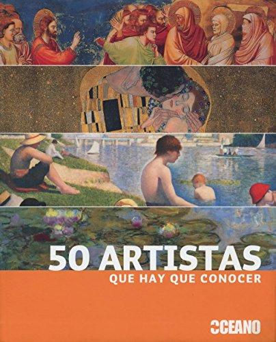 Descargar Libro 50 Artistas Que Hay Que Conocer: La Vida Y La Obra De Medio Centenar De Artistas Fundamentales Thomas Köster