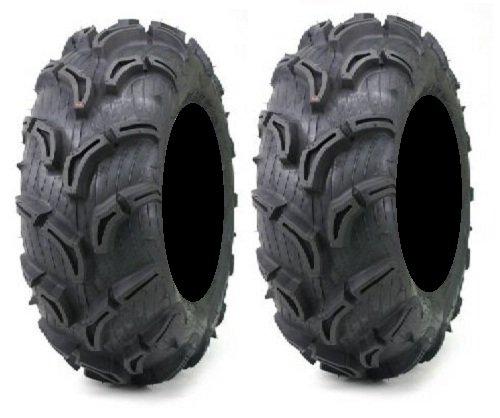 Pair Maxxis Zilla Tires 22x10 9