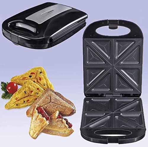 Mini Ménage Gaufrier Double Disque Sandwich Électromécanique Pan De Cuisson Machine À Pain Machine De Cuisson Machine À Gâteau Machine À Petit Déjeuner Machine