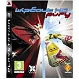WipEout HD Fury (PlayStation 3)