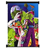 "Dragon Ball Z Piccolo Anime Fabric Wall Scroll Poster (16""x20"") Inches"