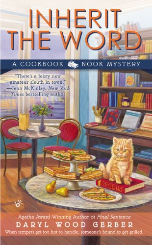 Inherit the Word (A Cookbook Nook Mystery 2) -