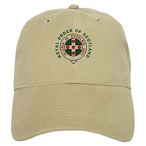 - CafePress - Royal Order Of Scotland - Baseball Cap with Adjustable Closure, Unique Printed Baseball Hat