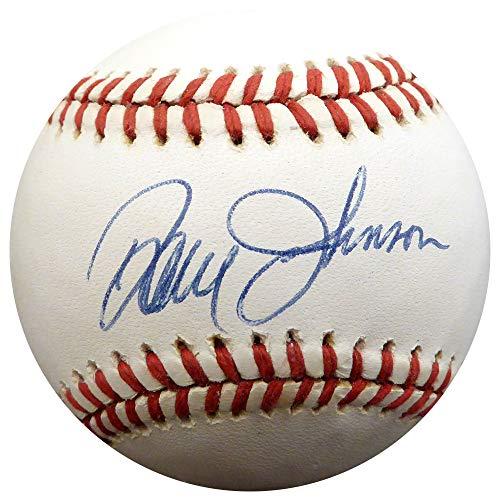 Davey Johnson Autographed Official AL Baseball New York Mets, Baltimore Orioles Beckett BAS #F29155