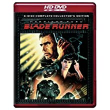 Blade Runner (Five-Disc Complete Collector's Edition) [HD DVD] (2007)
