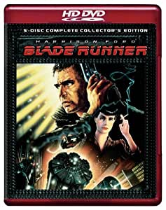 Blade Runner (Five-Disc Complete Collector's Edition) [HD DVD]