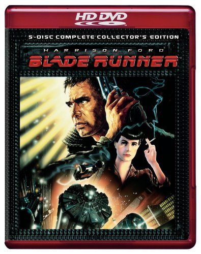 Blade Runner (Five-Disc Complete Collector's Edition) [HD (Five Disc Ultimate Collectors)