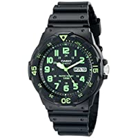 Casio MRW200H-3BV Dive Style Neo-Display Sport Watch