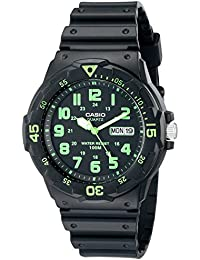 Men's MRW200H-3BV Neo-Display Sport Watch