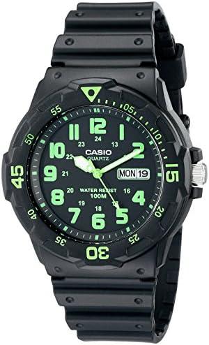 Casio Men's MRW200H-3BV Neo-Display Sport Watch