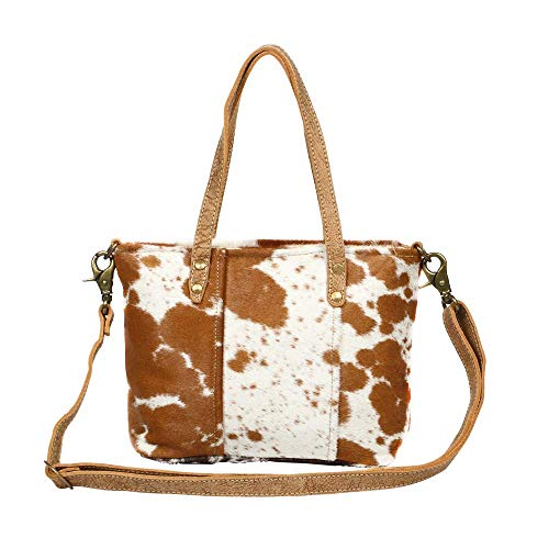 Myra Bag Aptitutde Cowhide & Leather Shoulder Bag ()
