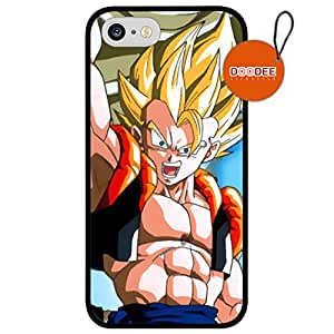 Dragonball Z Anime iPhone 5 / 5s Case & Cover Design Fashion Trend Cool Case Back Cover Silicone 6