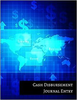 Cash Disbursement Journal Entry