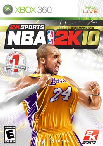 Fantastic Deal! NBA 2K10 - Xbox 360