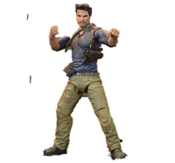 Amazon Com Neca Uncharted 4 A Thief S End Nathan Drake