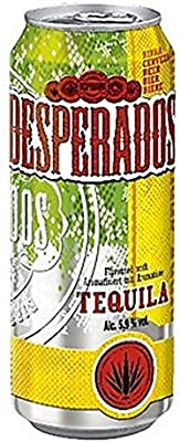 Desperados Tequila 24 X 0 5l Cans 5 9 Alc Amazon Co Uk Grocery