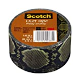 Scotch 910-SNK-C Snake Skin Multi Purpose Duct Tape, 10-Yards by 1-7/8-Inch, 1 Roll