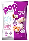 POPTime Kettle Corn Popcorn, Sweet & Salty – 7 OZ (Pack of 12) For Sale