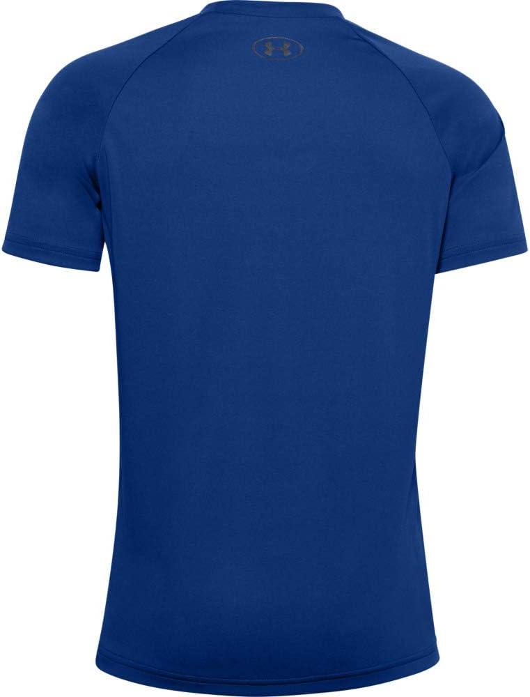 Under Armour Boys Tech Big Logo Short-Sleeve Shirt