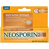 Neosporin + Pain, Itch, Scar, 1 Oz