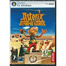 Asterix at the Olympic Games (UK)