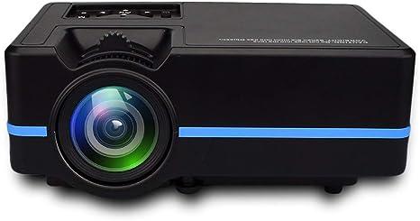 YFQH Proyector Mini Videojuego Proyector de TV Proyecto Cine en ...