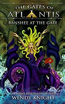Banshee at the Gate by [Knight, Wendy]
