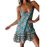Dress for Women Sexy,Club Dresses Sexy,Modest Dresses for Women,Dresses for Women Casual Summer Petite,Toddler Dress,Blue,M