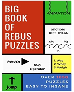 Big Book Of Rebus Puzzles
