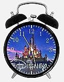 "Best IkEA clock - Disney Castle Alarm Desk Clock 3.75"" Room Decor Review"