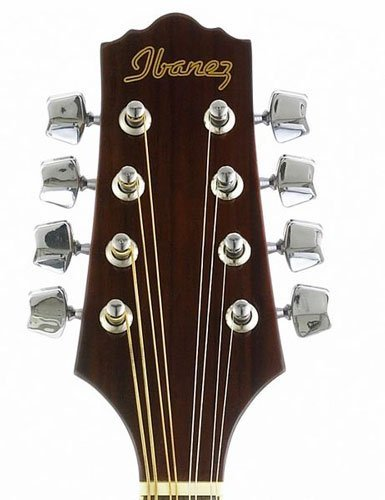 Ibanez M510EDVS A Style Electric Acoustic Mandolin Dark Violin Sunburst w/ Stand and Tuner by Ibanez (Image #2)